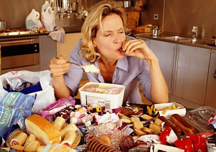 Hypnose et la dépendance à la nourriture